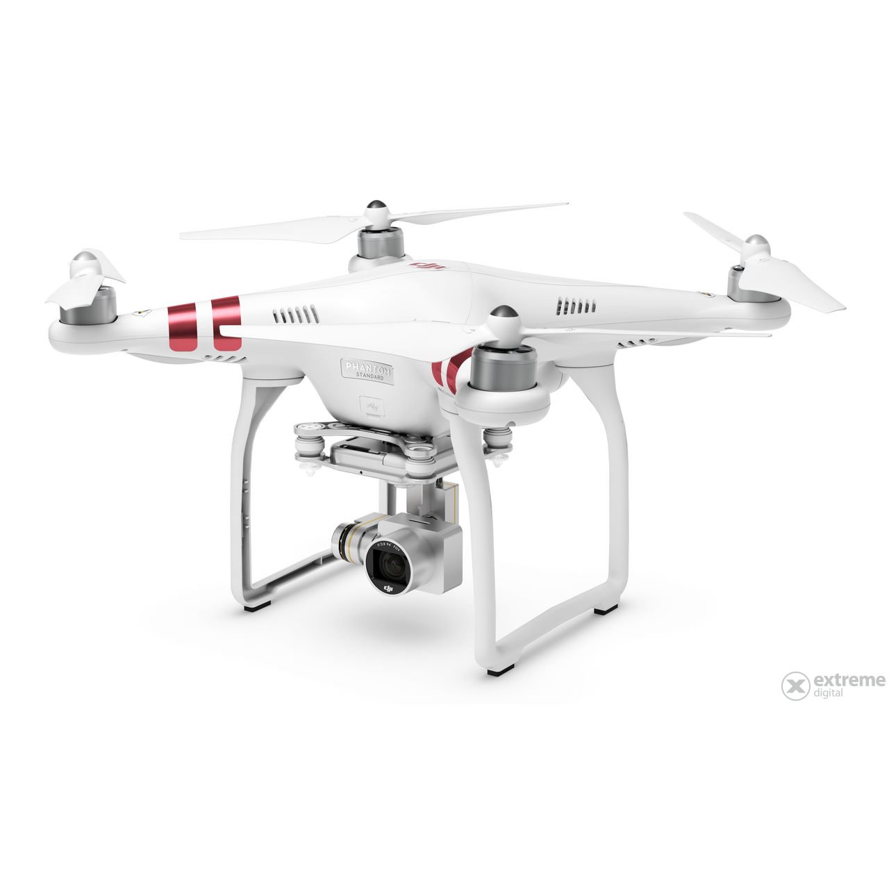 drona dji phantom 3 standard extreme digital. Black Bedroom Furniture Sets. Home Design Ideas