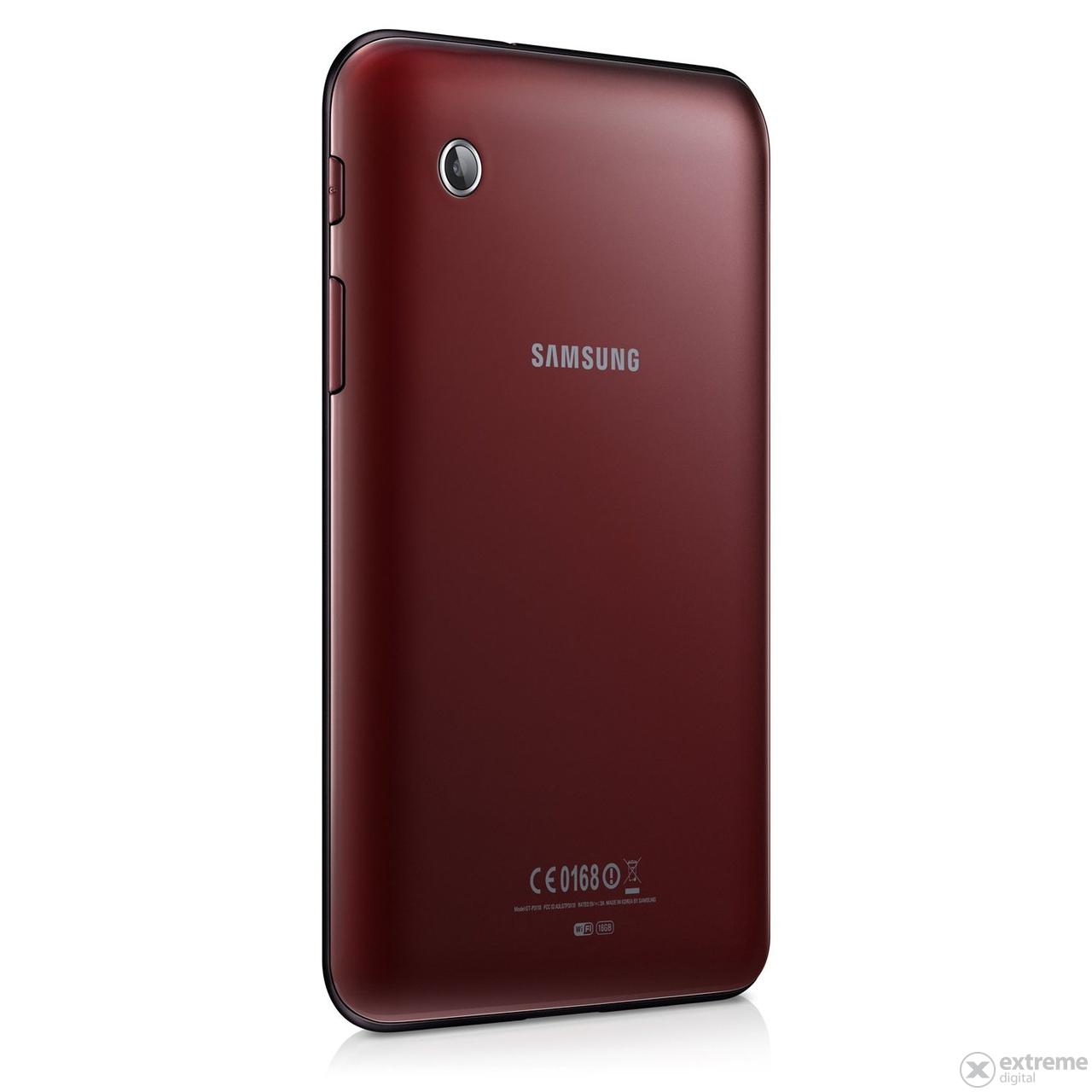 Samsung P3110 Galaxy Tab 2 70 WiFi 8GB Tablet Garnet Red