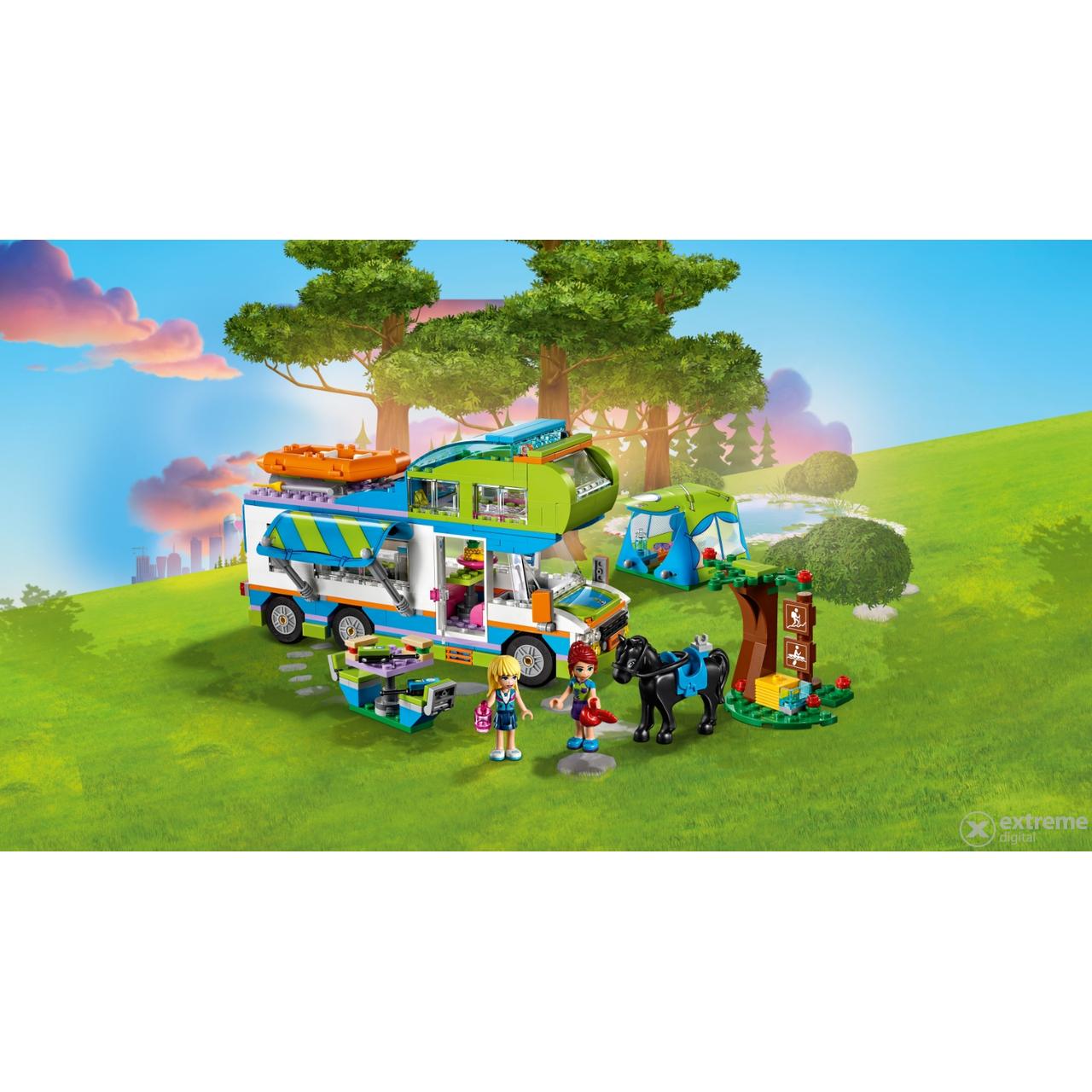 9c1f748d5d13 LEGO® Friends 41339 Mia lakókocsija   Extreme Digital