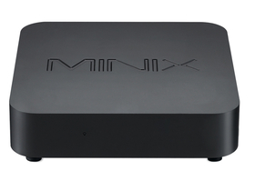 MINIX NEO N42C-4 Windows 10 Pro 4K MiniPC