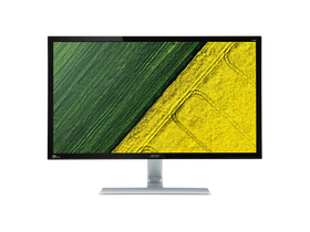 "Monitor ACER 28"" RT280Kbmjdpx TN LED, negru"