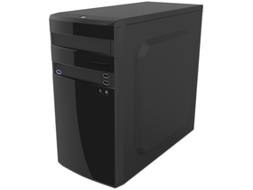 Casrcasa PC AIO Bohemian II USB3.0 High Gloss Black