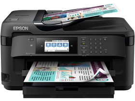 Imprimanta Epson WorkForce WF-7710DWF