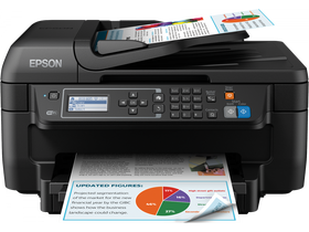 Imprimanta multifunctionala Epson WorkForce WF2750DWF
