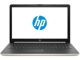 HP 15-DA0034NH 4TU52EA FHD notebook, arany