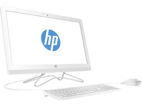 "HP AIO 24-e001nn, 23.8"" FHD AG IPS Intel Core i5 7200U DC"