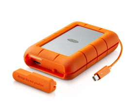 "LaCie Rugged Thunderbolt 4TB, 2,5"", USB 3.1 TYPE C externý hard disk"