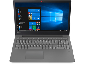 Notebook Lenovo V330-15IKB 81AX011SHV FHD, gri + Windows 10 Pro (tastatura layot HU)