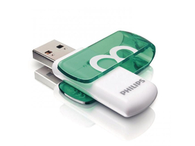 Флаш памет Philips Vivid 8Gb USB