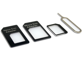 Sandberg 4in1 SIM Adapter Kit