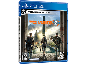 Tom Clancy`s The Division 2 PS4 hra
