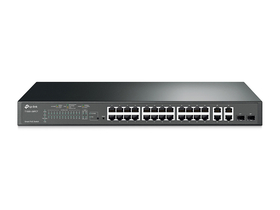 TP-Link TL-SL2428P gigabit 24-Porturi + 4 PoE Smart switch