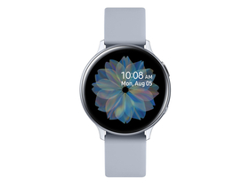 Samsung Galaxy Watch Active 2 okosóra (44mm, Aluminium), ezüst