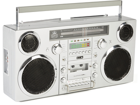 Radio casetofon portabil cu CDGPO Brooklyn /Ghetto Blaster/ Bluetooth/DAB