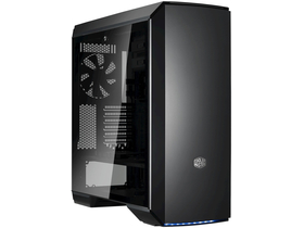 Carcasa PC Cooler Master MasterCase MC600P window, negru