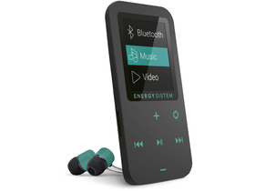 Energy Touch 8 GB Bluetooth MP4 přehrávač, Mint