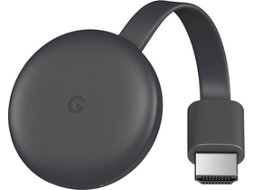 Google Chromecast 3 HDMI Streaming Media Player Stick