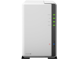 Synology DS220j Disk Station (2HDD)