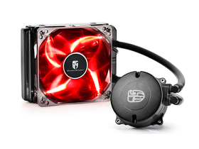 DeepCool Maelstrom 120T RD procesor vodeni hladnjak