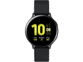 Samsung Galaxy Watch Active 2 okosóra (44mm, Aluminium), fekete