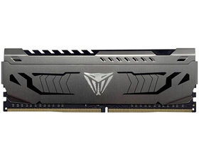 Patriot DDR4 3000MHz 8GB Viper Steel Single Channel CL16 1,35V