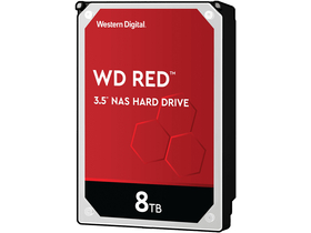 "Hard disc WD Red 3,5"" 8TB - WD80EFAX (Western Digital)"