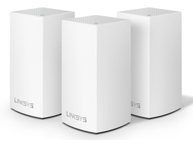 Linksys VELOP WHW0103 AC3900 router, 3 pack