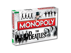Družabna igra Monopoly The Beatles