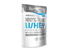 BioTech USA 100% Pure Whey caramell-cappuccino