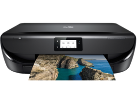 Imprimanta HP DeskJet InkAdvantage 5075 All-in-One, jet de cerneala