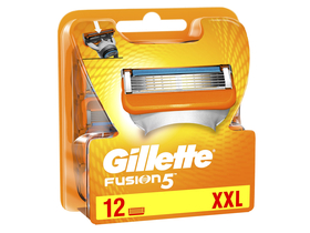 Gillette Fusion Manual borotvabetét, 12 db