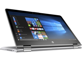 HP Pavilion x360 14-CD0004NH 4TY39EA # AKC prenosni računalnik, srebrn + Windows 10 Home