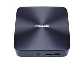 ASUS VivoMini PC UN65U, Intel Core i7-7500U, HDMI, LAN, WIFI, Displayport, Bluetooth
