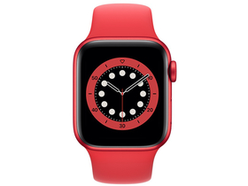Apple Watch Series 6 GPS, 40mm, Red (M00A3HC/A)