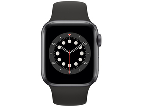Apple Watch Series 6 GPS, 40mm, Astro Grey (MG133HC/A)