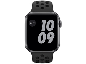 Apple Watch Nike SE GPS, 44mm, Space Gray Aluminium Case with Anthracite/Black Nike Sport Band