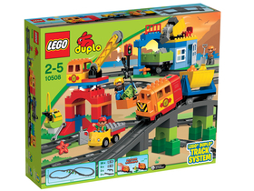 LEGO DUPLO VILLE 10508  Deluxe Train Set