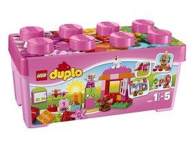 LEGO® DUPLO Creative Play - all in one box 10571