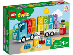 LEGO® DUPLO® My First 10915 Betűautó