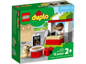 LEGO® DUPLO® Town - Pizza-Stand (10927)
