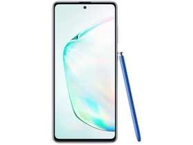 Telefon Samsung Galaxy Note10 Lite 6GB/128GB Dual SIM (SM-N770) independent , argint (Android)