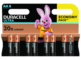 Duracell UltraPower AA батерия 8 бр