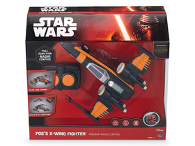 Star Wars RC Poe`s W-wing Fighter
