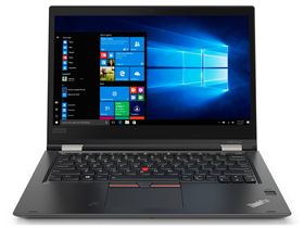 Lenovo ThinkPad X380 Yoga 20LH001LHV notebook, fekete + Windows 10 Professional