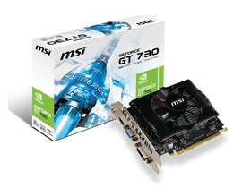 Placa video MSI nVidia N730-2GD3V2 2GB GDDR3 128bit PCIe