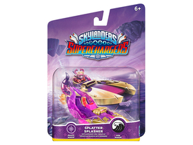 Skylanders SuperChargers Vehicles Splatter Splasher vozilo W3 (Multi)