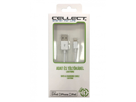 Cablu de incarcare Cellect iPhone Lightning USB