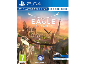 Eagle Flight PS4 VR hra