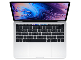 "Apple MacBook Pro 13"" Touch Bar/2.4GHz/Intel Core i5/512GB/Intel Iris Plus Graphics 655/magyar (HUN) bill., silver"
