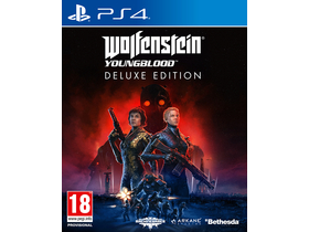 Wolfenstein Youngblood Deluxe Edition PS4 hra
